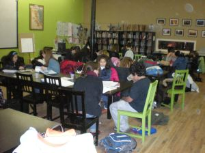 826CHI, a Chicago-based tutoring and creative writing center